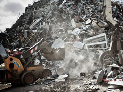 Responsible scrap metal recycling